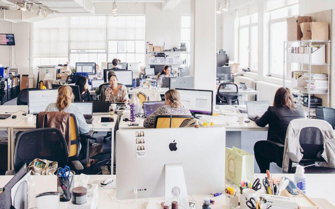 Qué hacer con el estrés en la oficina
